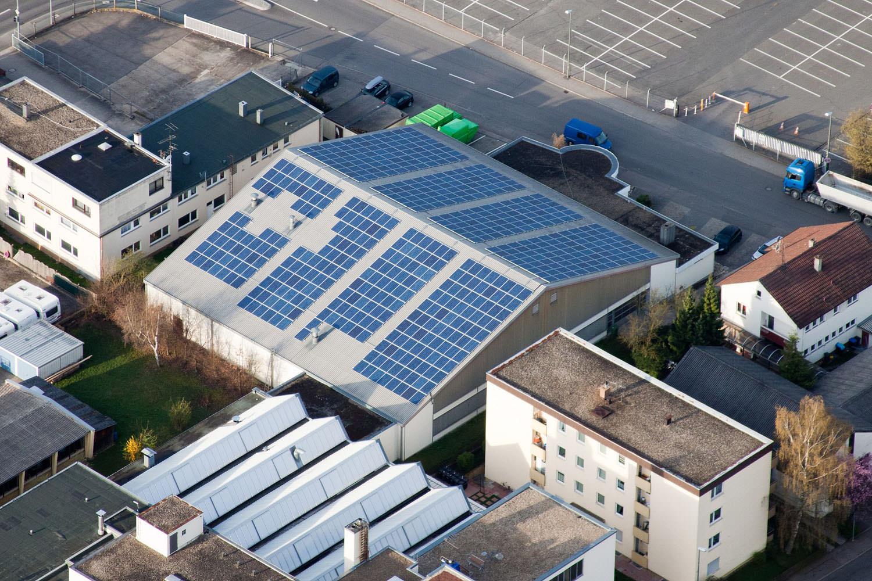 Photovoltaik-Projekt in Leonberg