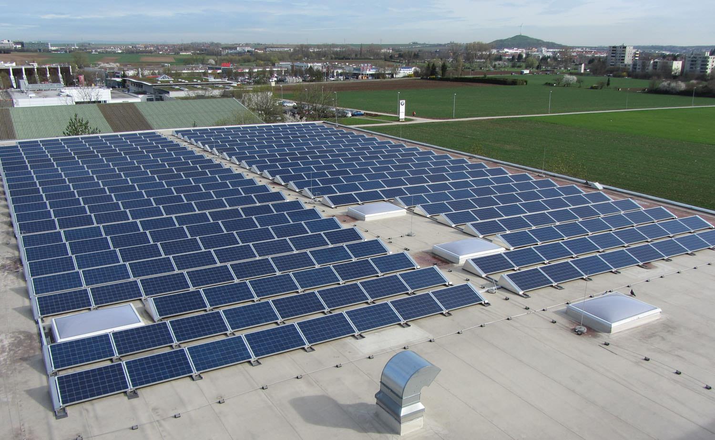 Photovoltaikanlage in Gerlingen