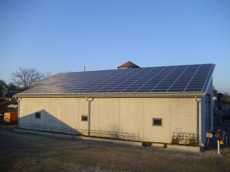 Solaranlage in Leonberg Gebersheim