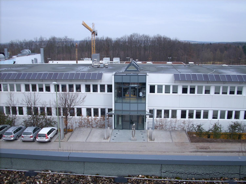 Solaranlage in Pforzheim
