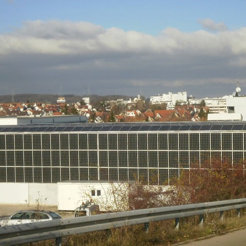 Photovoltaikanlage in Leonberg (2013)