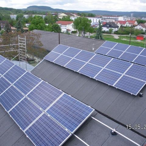 Solaranlage in Sersheim (2014)