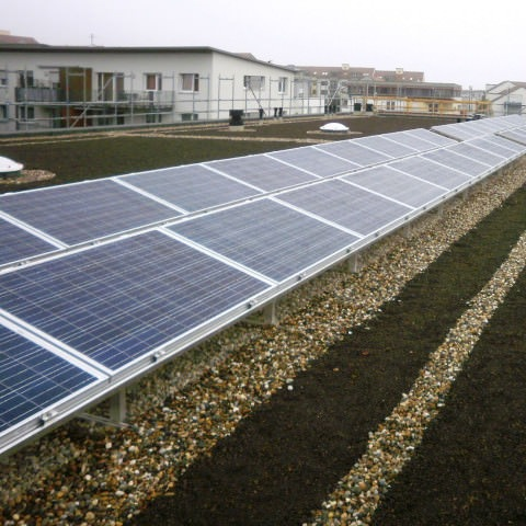 Photovoltaikanlage in Böblingen (2014), KITA Böblingen
