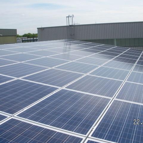 Solaranlage in Pleidelsheim (2014)