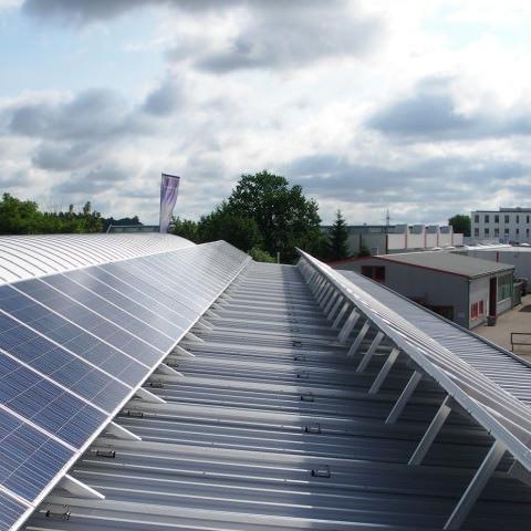 Photovoltaikanlage in Laichingen