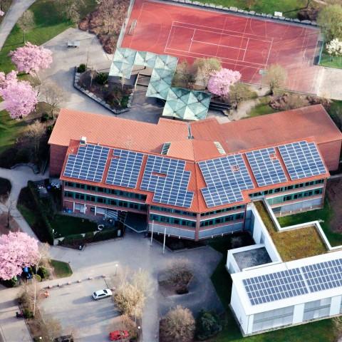 Stuttgart-Leonberg, Ostertag Realschule, Tiroler Str.