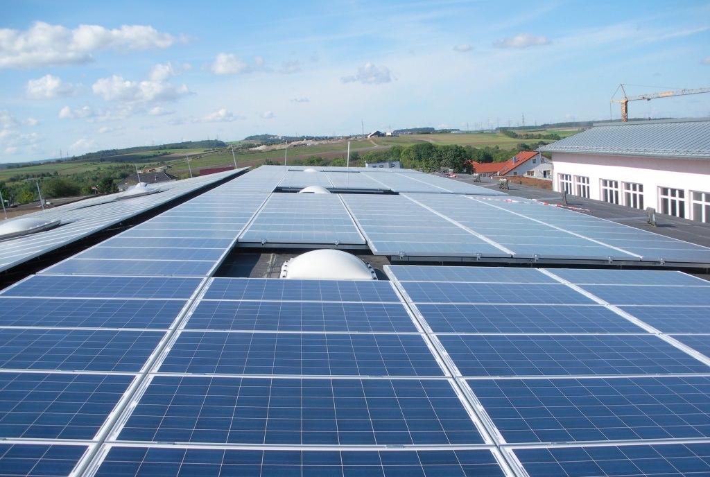 Photovoltaikanlage in Schwieberdingen (2012)