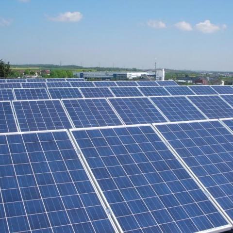 Photovoltaikanlage in Gärtringen (2011)