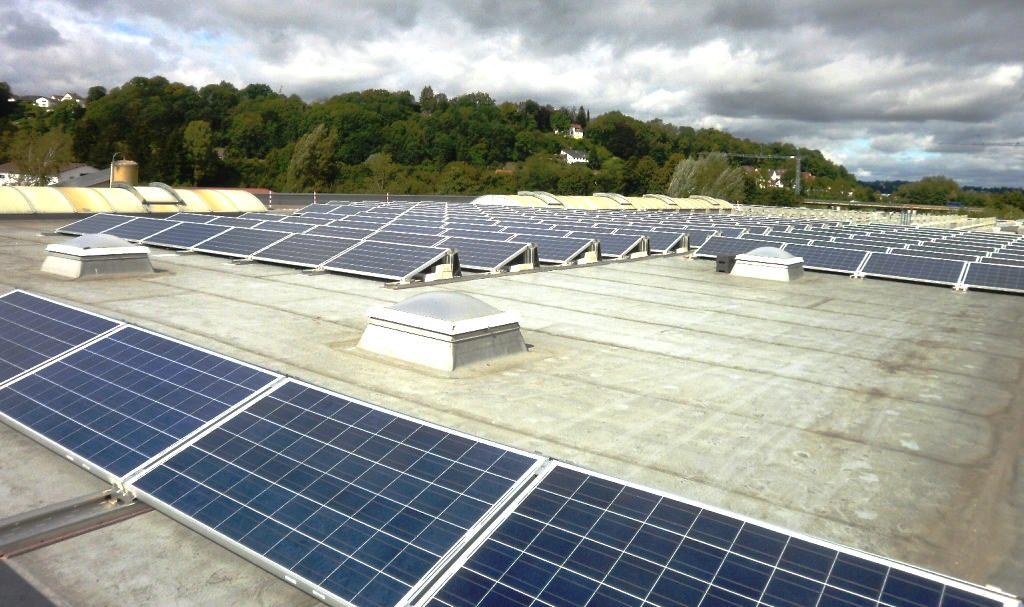 Photovoltaikanlage in Ummendorf (2011)