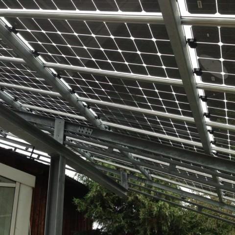 Solaranlage in Oberriexingen (2013)