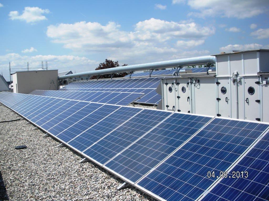 Photovoltaikanlage in Sindelfingen (2013)