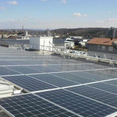 Photovoltaikanlage in Weil im Schönbuch (2015)