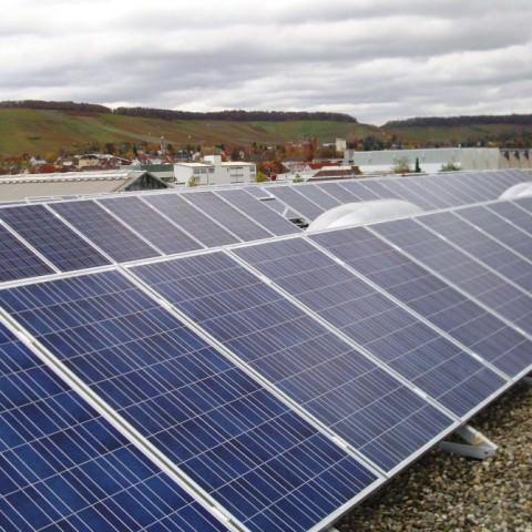 Photovoltaikanlage in Heilbronn (2010)