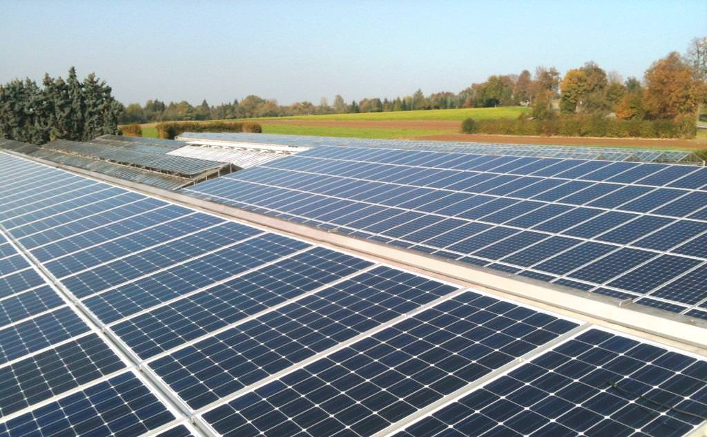 Photovoltaikanlage in Korntal-Münchingen (2011)