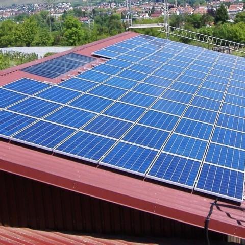 Solaranlage in Weinstadt (2011)