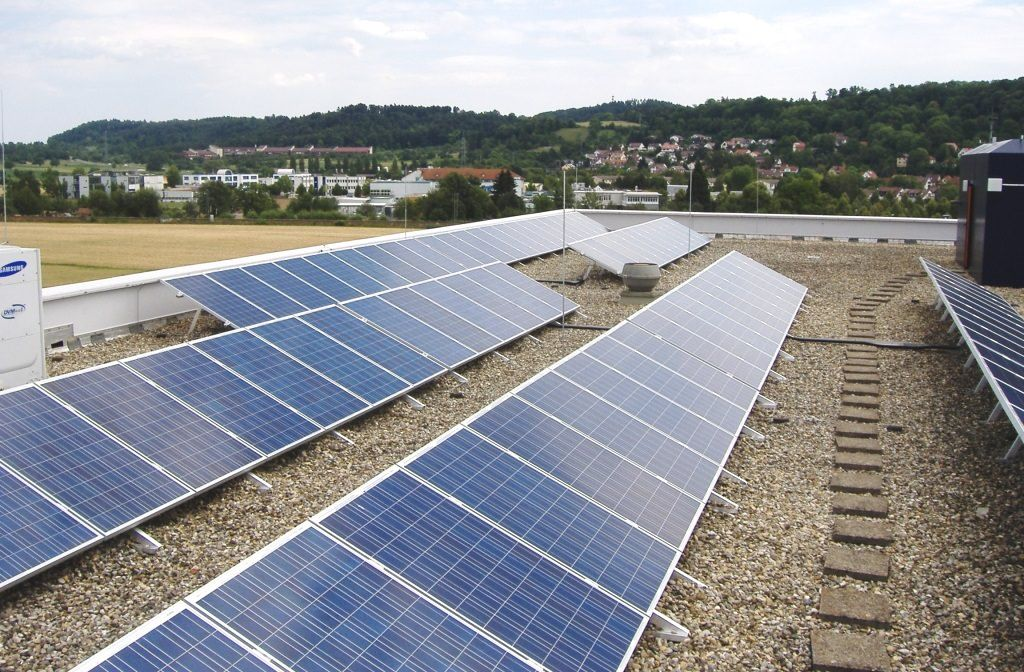 Photovoltaikanlage in Herrenberg (2011)