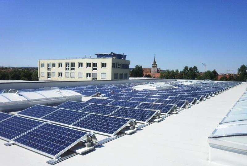 Photovoltaikanlage in Leonberg (2015)