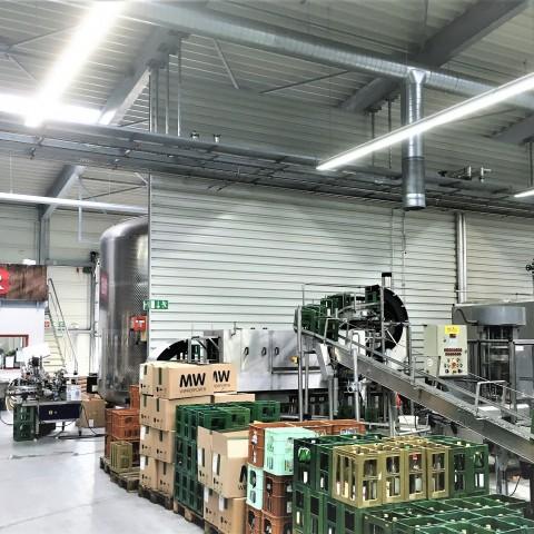 Kelterei und Fruchtsafthersteller in Göppingen-Jebenhausen